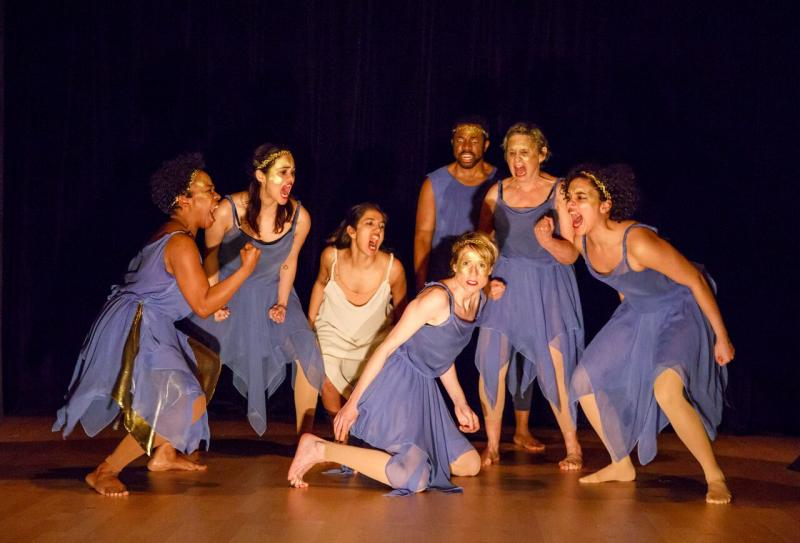 BWW Review: Prepubescent Battles Rage in Clare Barron's Exhilarating DANCE NATION