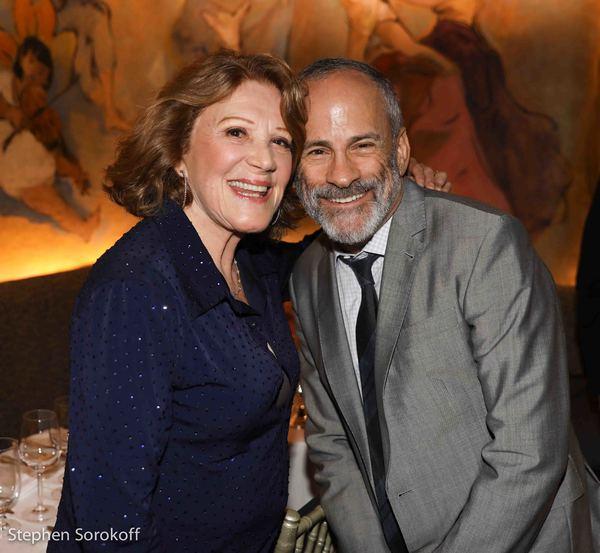 Photo Coverage: Linda Lavin Celebrates Opening Night at Cafe Carlyle