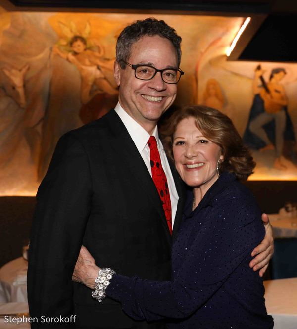 Photos: Linda Lavin Celebrates Opening Night at Cafe Carlyle