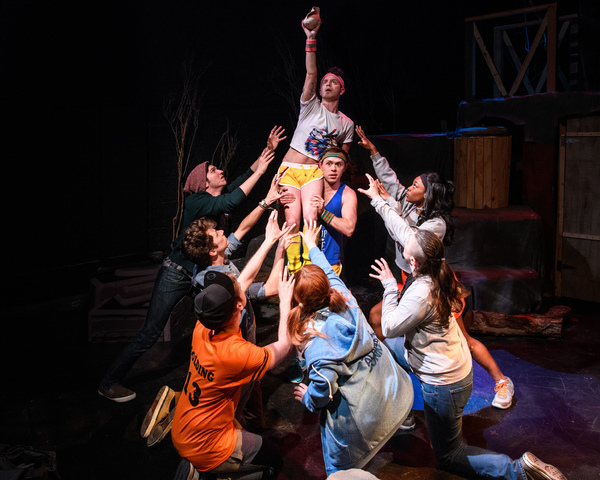 Photo Flash: First look at FLIES! THE MUSICAL! World Premiere at Pride Arts Center