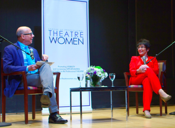 Photos: Chita Rivera Joins The League Of Professional Theatre Women's for ORAL HISTORY
