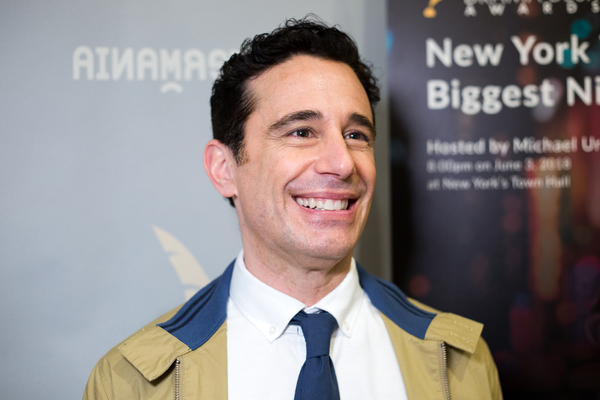 Photo Coverage: Awards Season Continues! Nominees Pose at the Drama Desk Awards Reception