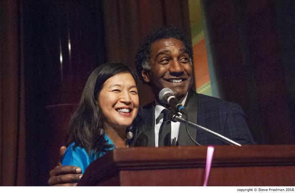 Audrey Wu, Norm Lewis