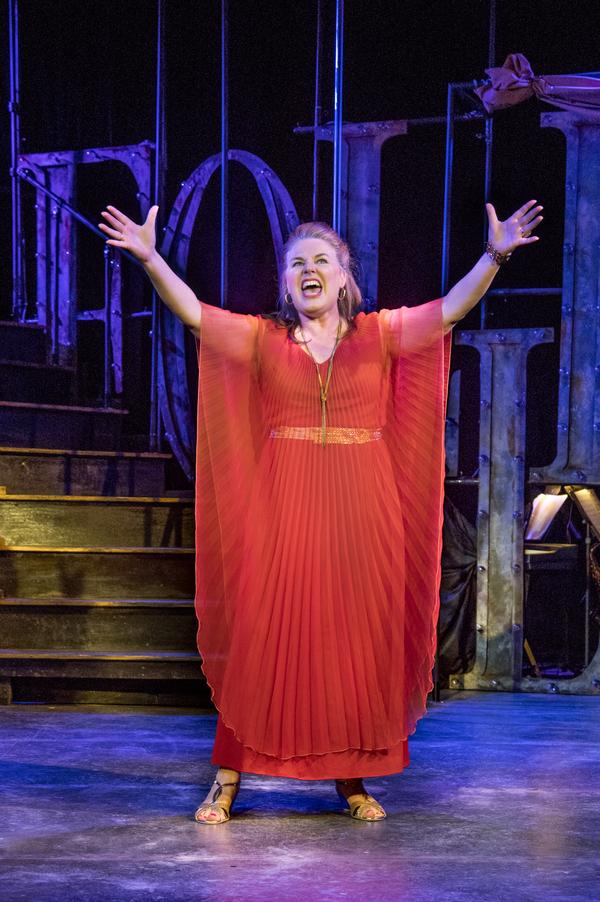 Photo Flash: First Look at FOLLIES at Astoria Performing Arts Center