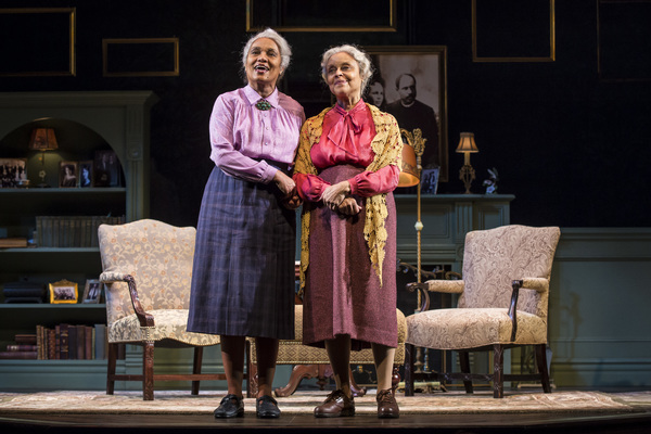 Photo Flash: First Look at Goodman's HAVING OUR SAY: THE DELANY SISTERS' FIRST 100 YEARS