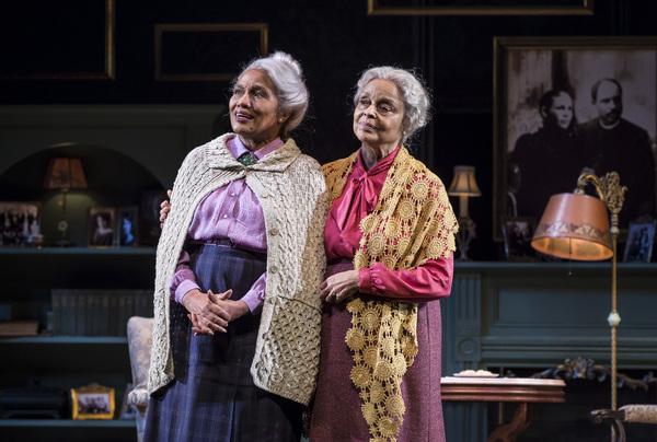 Ella Joyce and Marie Thomas