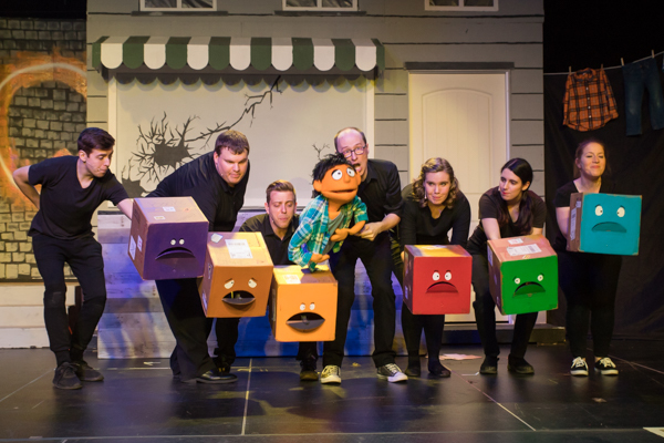 Photo Coverage: First look at Imagine Productions' AVENUE Q