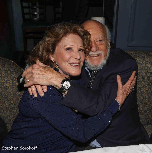 Linda Lavin & Hal Prince