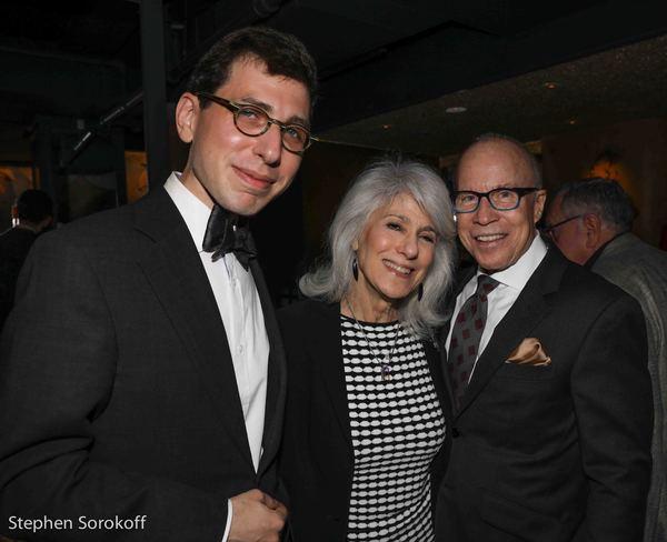 Aaron Weinstein, Jamie deRoy, Bill Hutton