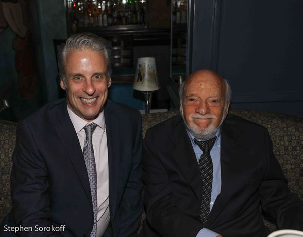 Doug Major & Hal Prince