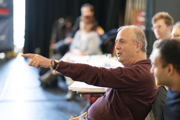 Photo Flash: Inside Rehearsal for the West End Transfer of CONSENT