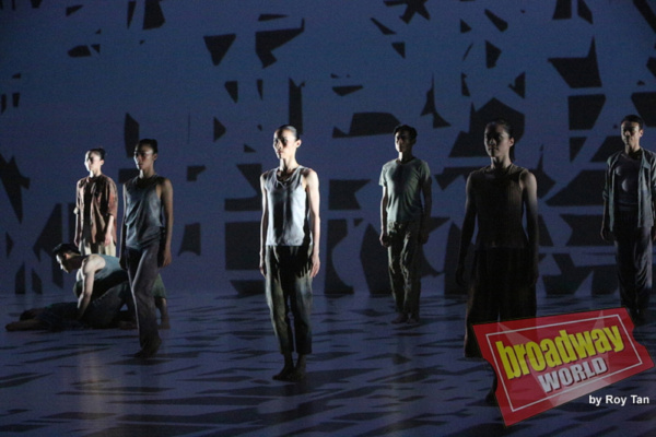 Photo Flash: Cloud Gate Dance Theatre Of Taiwan Presents FORMOSA At Sadler's