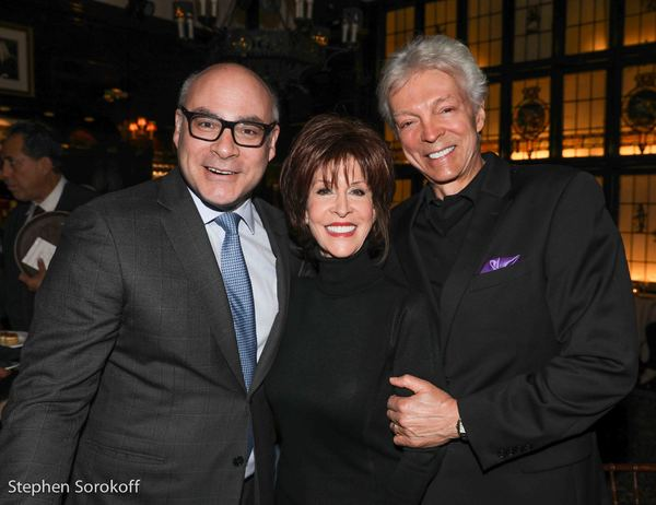 Michael Gyure, Deana Martin, John Griffeth Photo