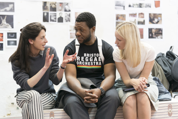 Photos: In Rehearsal for MACHINAL at Almeida