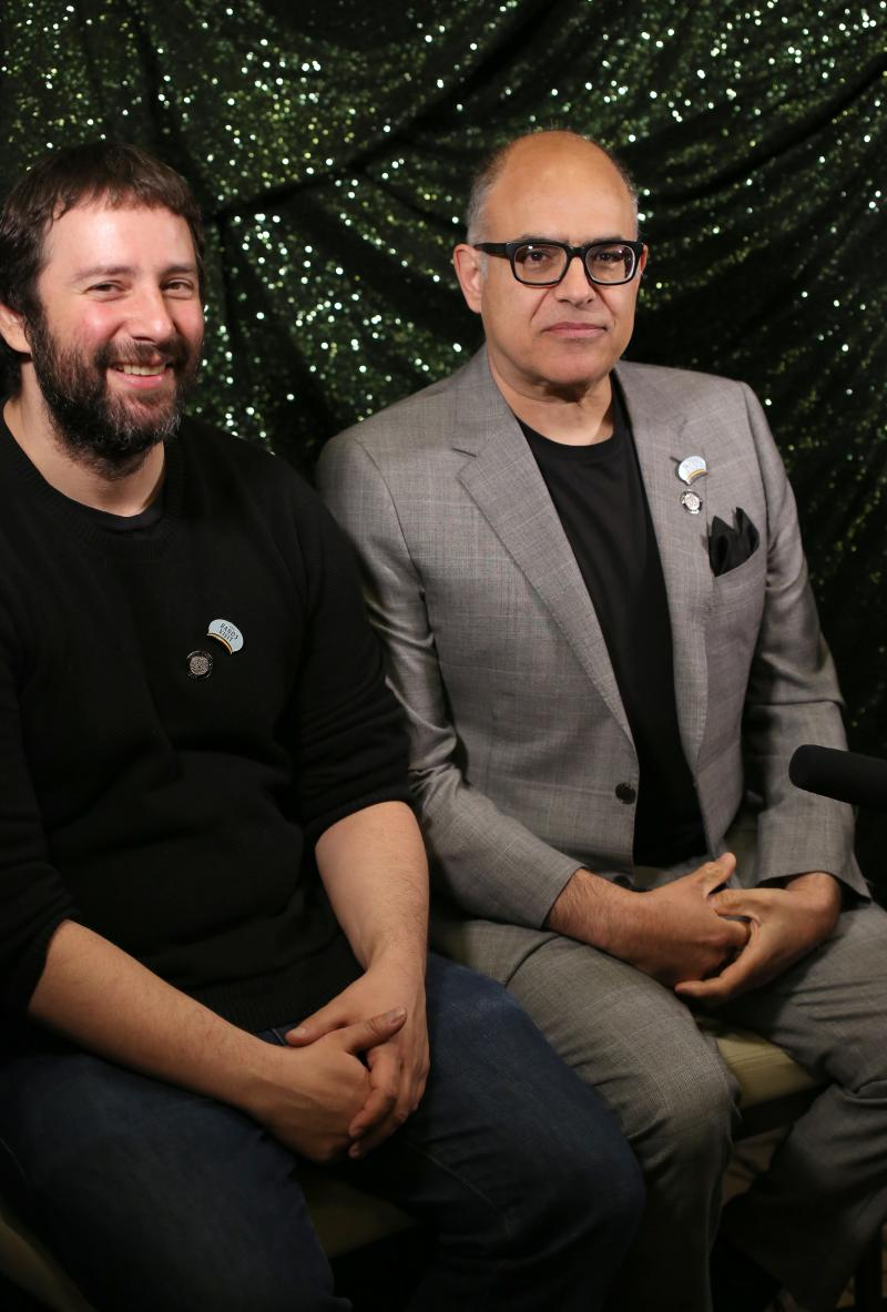 WATCH NOW! Zooming in on the Tony Nominees: Itamar Moses and David Yazbek