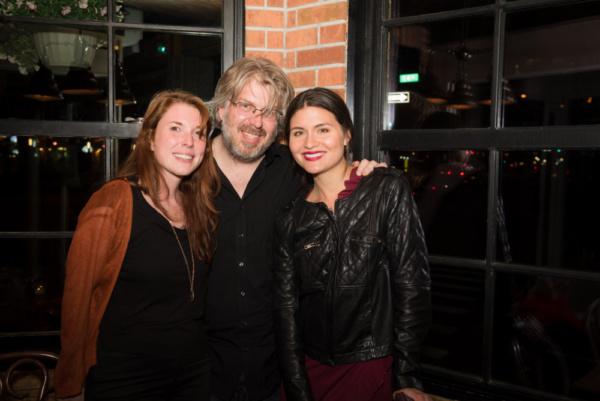 Photo Flash New York Theatre Workshop Celebrates Opening