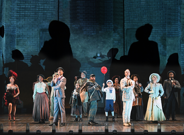 Photo Flash: Get A First Look At Asolo Rep's RAGTIME