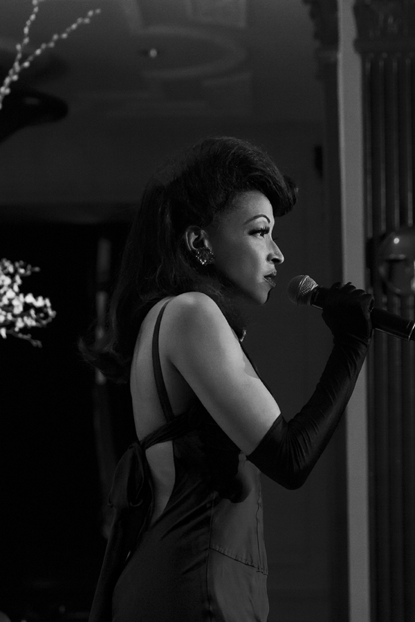 Photo Flash: N'Kenge Takes on the Hotel Pierre