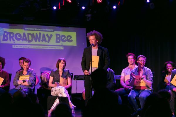 Photo Flash: Broadway Bound Kids' Third Annual Broadway Bee Spells S-U-C-C-E-S-S