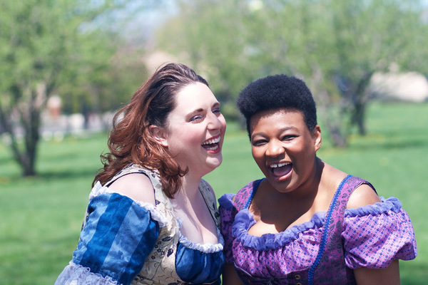 Photo Flash: First Look at Midsommer Flight's 2018 Summer Production of THE TWO GENTLEMEN OF VERONA