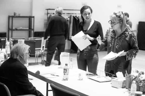 Christopher Durang, Anna Morton, Kristine Nielsen Photo