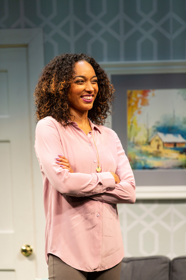 Photo Flash: McCarter Theatre Center Completes the 2017-2018 Theater Series with TURNING OFF THE MORNING NEWS