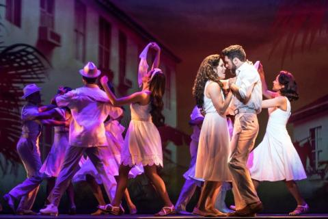 BWW Review: ON YOUR FEET! at Fisher Theatre was Fresh, Fun, & Will Have You Dancing in Your Seats to the Beat!