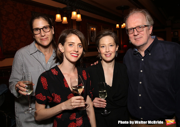 Anne Kauffman, Amy Herzog, Carrie Coon and Tracy Letts