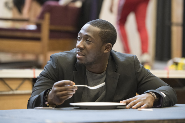 Photo Flash: Inside Rehearsal for JULIE at the National Theatre