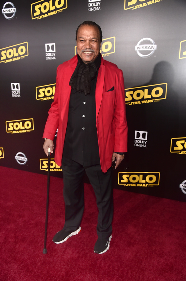 Photos: SOLO: A STAR WARS STORY World Premiere
