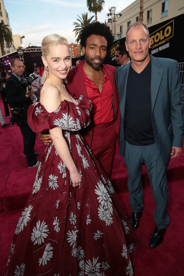 Photo Flash: SOLO: A STAR WARS STORY World Premiere