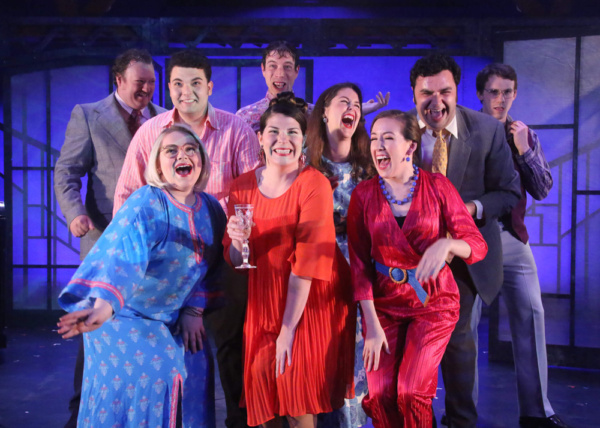 Photos: First Look At Cape Rep Theatre's MERRILY WE ROLL ALONG
