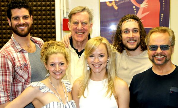Photo Flash: The Cast and Crew of DESPERATE MEASURES Celebrates First Day of Rehearsal