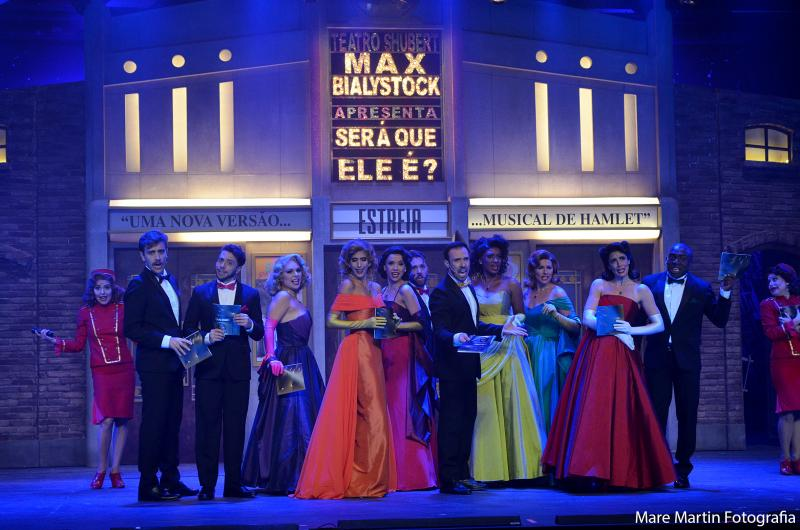 BWW Review:  Celebrating 10 years of its opening in Brazil OS PRODUTORES (The Producers) has a revival in Sao Paulo