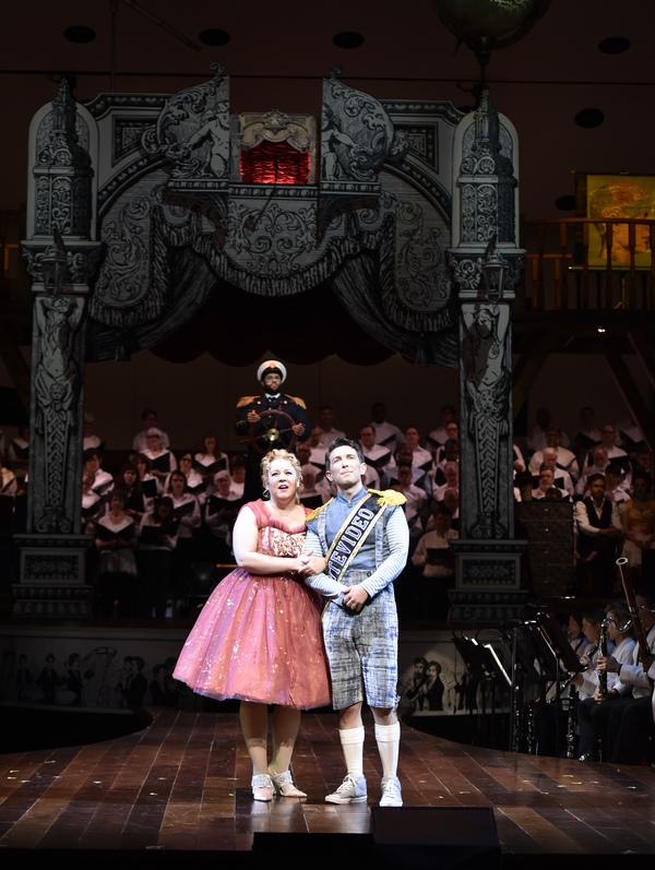 Alexandra Schoeny and Aaron Blake