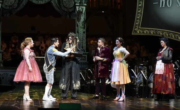 Photo Flash: Alliance Theatre Presents the Best of All Possible Worlds in CANDIDE