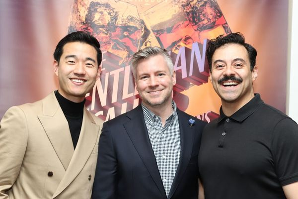 Daniel K. Isaac, Director Tony Speciale, Juan Francisco Villa