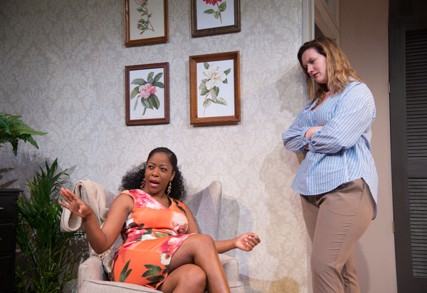 Photo Flash: Azuka Theatre Presents The World Premiere Of MRS. HARRISON