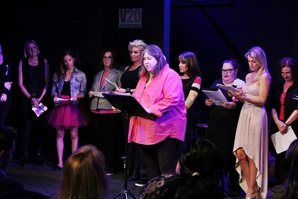 Photos: Loft Ensemble Celebrates Opening Night of THE VAGINA MONOLOGUES