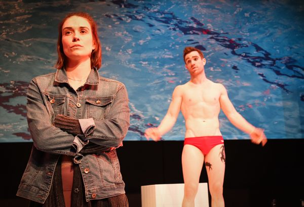 Photo Flash: First Look at Road Theatre Company's Southern California Premiere Production of RED SPEEDO