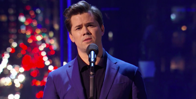 VIDEO: Watch Andrew Rannells' Full Live From Lincoln Center Concert Now