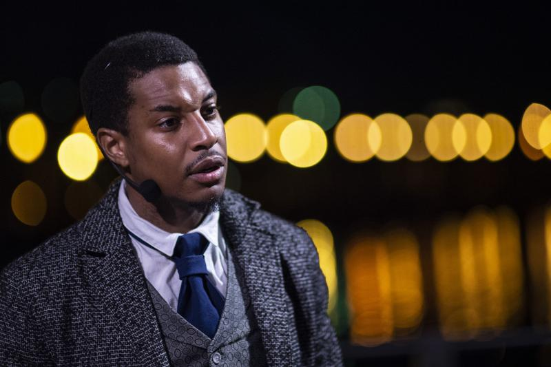 BWW Review: Thought-Provoking, Site-Specific THE FREDERICK DOUGLASS PROJECT at Solas Nua