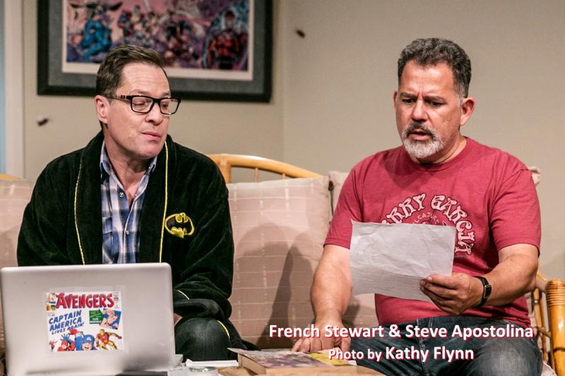 BWW Review: An Involving FOREVER BOUND Rivets You to the Edge of Your Seat