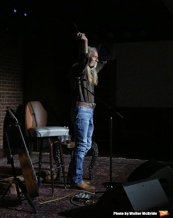 Photo Coverage: Dean Dillon Previews TENNESSEE WHISKEY THE MUSICAL