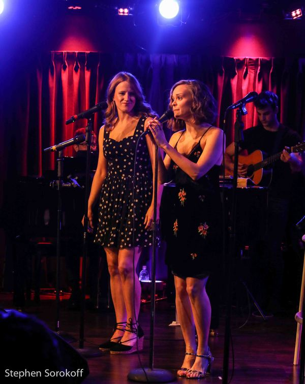 Photo Coverage: Katharine McPhee & the Cast of WAITRESS Sing The Music of Sara Bareilles