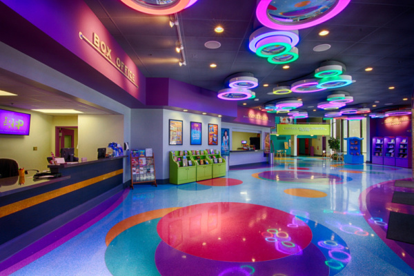 Photo Flash: Orlando REP Reveals Renovated Lobby