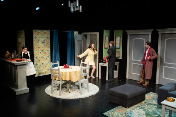 Photo Flash: ASDS Closes The 2018 Actors Studio Drama School Repertory Season With BOEING BOEING