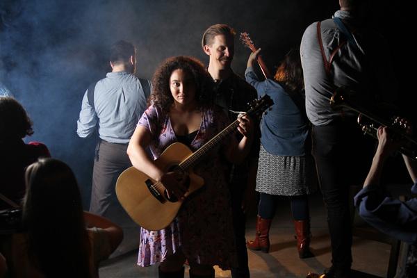 Photo Flash: Underscore Theatre and The Den Theatre Present HAYMARKET