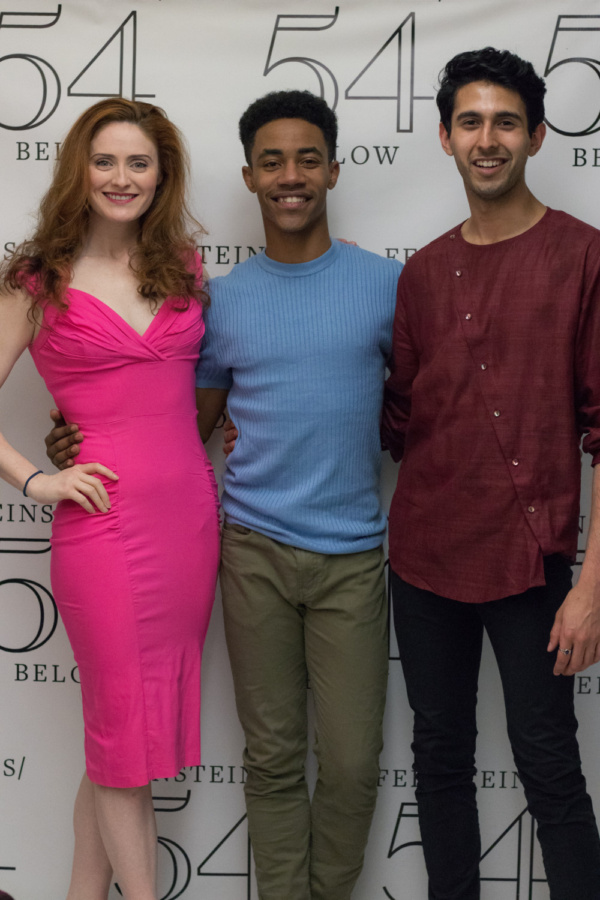 Kate Marilley, DeMarius R. Copes and Cheech Manohar