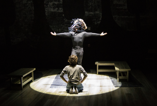 Photo Flash: Palm Beach Dramaworks Presents EQUUS
